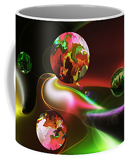 Exotic Worlds Coffee Mug
