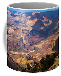 Expanse At Desert View Coffee Mug
