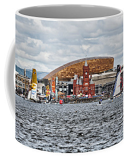 Extreme 40 At Cardiff Bay Coffee Mug