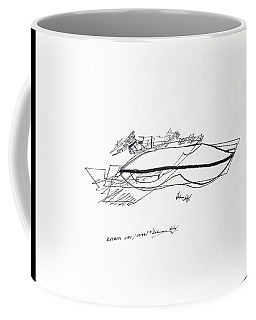 Extreme Lips Coffee Mug