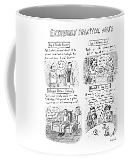 Extremely Practical Jokes Coffee Mug