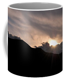 Coffee Mug featuring the photograph Eye In The Sky by Matt Harang