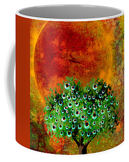 Eye Like Apples Coffee Mug by Ally  White