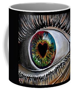 Eye Love You Coffee Mug