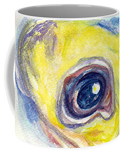 Eye Of Pelican Coffee Mug