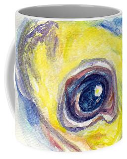 Eye Of Pelican Coffee Mug