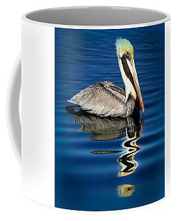 Eye Of Reflection Coffee Mug