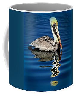 Eye Of Reflection Coffee Mug by Karen Wiles