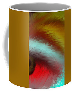 Eye Of The Beast Coffee Mug