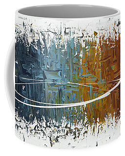 Eye Of The Beholder Coffee Mug by Carmen Guedez