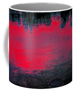 Create Reality Abstract Coffee Mug