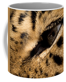 Eye Of The Leopard Coffee Mug