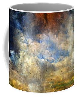 Eye Of The Storm  - Abstract Realism Coffee Mug