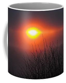 Eye Of Winter Coffee Mug