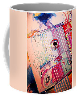 Eye On Art Coffee Mug