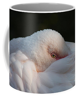 Eye On You Coffee Mug by Judy Whitton