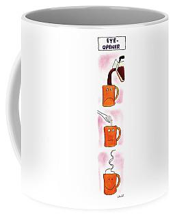Eye-opener Coffee Mug
