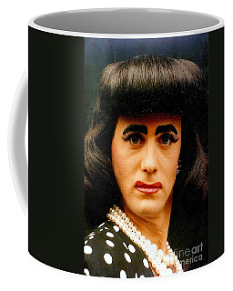 eye see Colours Of Joan Crawford At The Southern Decadence In New Orleans Louisiana Coffee Mug