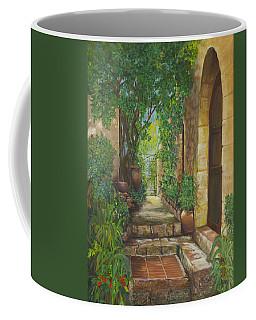 Eze Village Coffee Mug