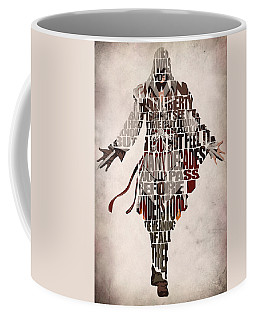 Ezio Auditore Da Firenze From Assassin's Creed 2  Coffee Mug