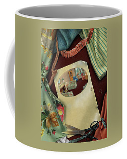 Fabrics And Trimmings Coffee Mug