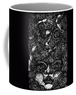 Face And Etc Coffee Mug