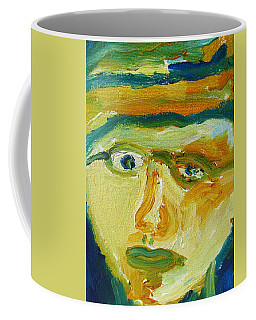 Face Eight Coffee Mug
