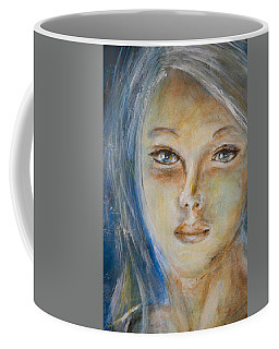 Face Of An Angel Coffee Mug