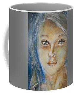 Face Of An Angel Coffee Mug