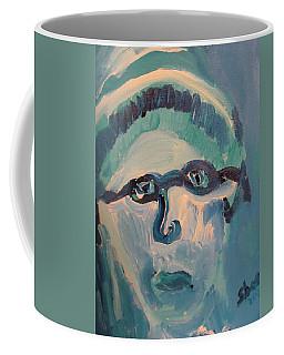 Face Three As Grandpa Snowman Coffee Mug