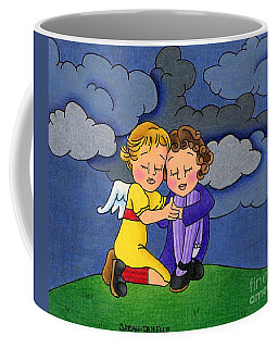 Facing It Together Coffee Mug