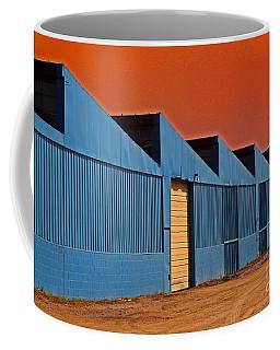 Factory Building Coffee Mug