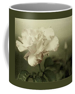 Faded Rose Coffee Mug