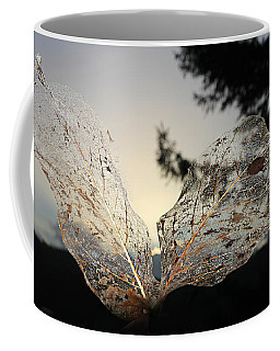 Faerie Wings Coffee Mug by Katie Wing Vigil