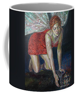 Fairy Faces Bugaboo Coffee Mug