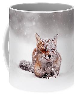 Fairytale Fox II Coffee Mug by Roeselien Raimond