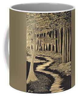 Faith Leads Us Coffee Mug