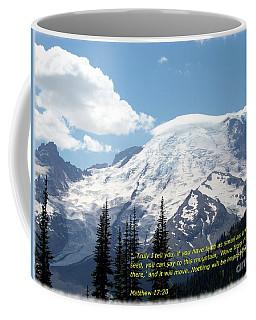 Faith Of A Mustard Seed Coffee Mug