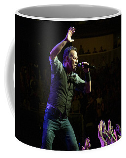 Coffee Mug featuring the photograph Faith Will Be Rewarded-color by Jeff Ross