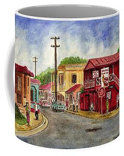 Fajardo Puerto Rico Coffee Mug by Frank Hunter