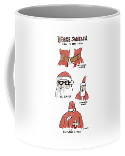 Fake Santas Coffee Mug