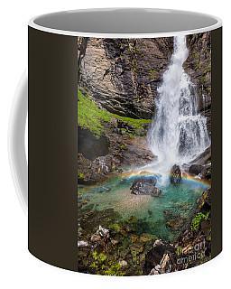 Fall And Rainbow Coffee Mug