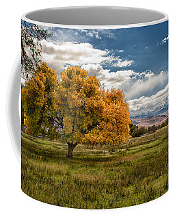 Fall And Winter Coffee Mug