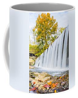 Fall At Buck Creek Coffee Mug