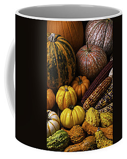Fall Autumn Abundance Coffee Mug