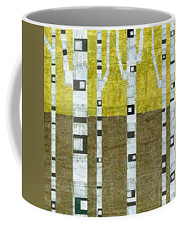 Fall Birches  Coffee Mug