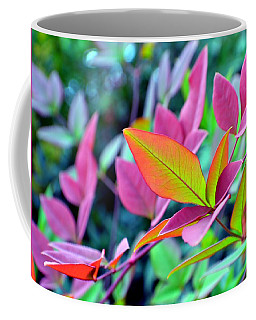 Fall Brilliance Coffee Mug