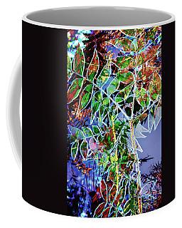 Fall Color Collage Coffee Mug