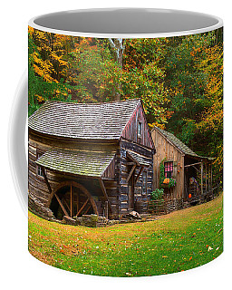 Fall Down On The Farm Coffee Mug