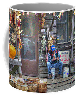 Fall Farmer's Market Coffee Mug